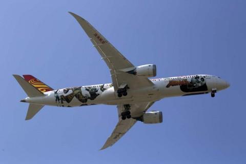 Industri Penerbangan Tiongkok Perlahan Pulih