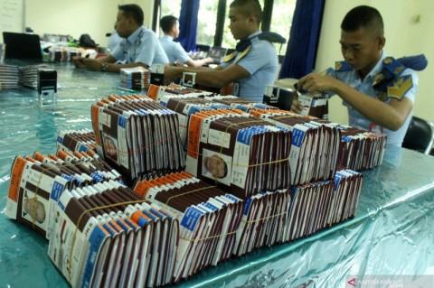 Kemenag Riau Kembalikan 5.008 Paspor Calhaj