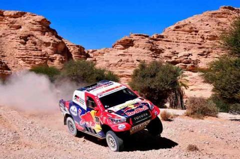 Reli Dakar 2021 Jelajahi Arab Saudi dengan Rute Baru