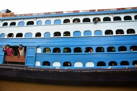 Pelayaran Antarpulau di Riau Kembali Beroperasi