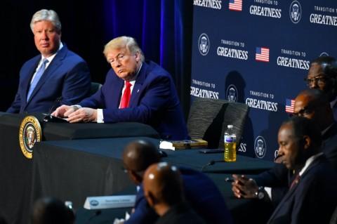 Trump Akan Keluarkan Perintah Eksekutif Terkait Kekerasan Polisi