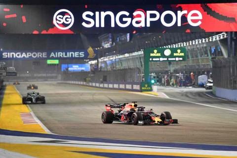 Formula 1 Batalkan Grand Prix Azerbaijan, Singapura, dan Jepang