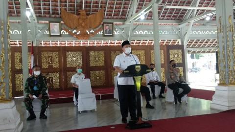 Psbb Proporsional Kota Bandung Diperpanjang Hingga 26 Juni