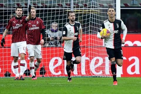 Prediksi Juventus Vs AC Milan: Sejarah Berpihak pada Tuan Rumah