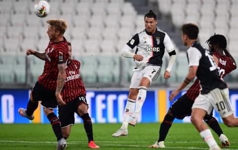Fakta Menarik Usai Juventus Lolos ke Final Coppa Italia