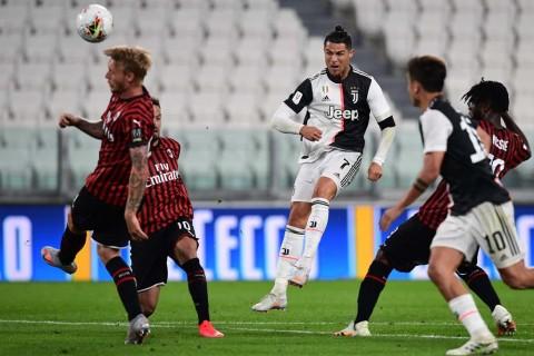 Kumpulan Reaksi Pelatih dan Pemain Usai Juventus Kontra AC Milan
