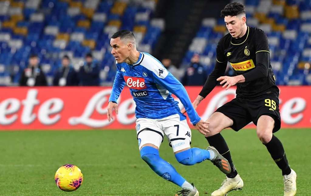 Prediksi Napoli vs Inter Milan: Tuan Rumah Percaya Diri - Medcom.id