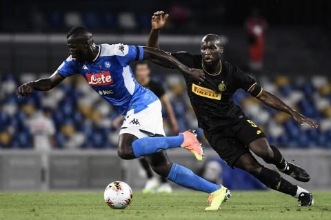 Atasi Inter, Napoli Tantang Juventus di Final Coppa Italia