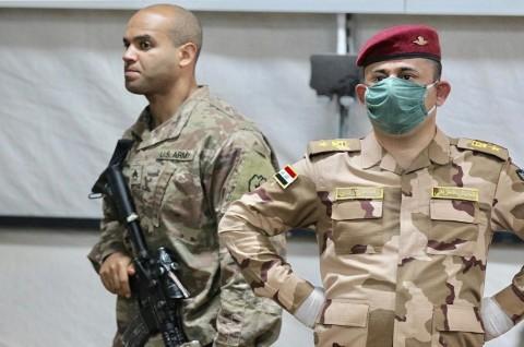Serangan Roket Kembali Hantam Pangkalan Militer Irak