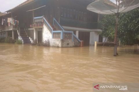 Ratusan Rumah di Ogan Komering Ulu Terdampak Banjir