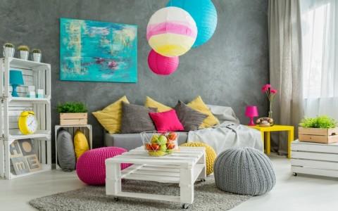 Kombinasi Warna yang Cocok di Ruang Tamu
