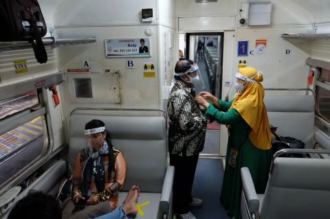 PT KAI Daop VI Yogyakarta Terapkan Protokol Kesehatan Covid-19