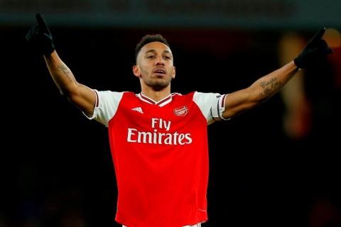 Soal Kontrak Baru, Aubameyang Semprot Arsenal