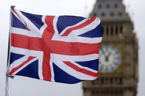 PDB Inggris Turun Terbesar Sejak 1997