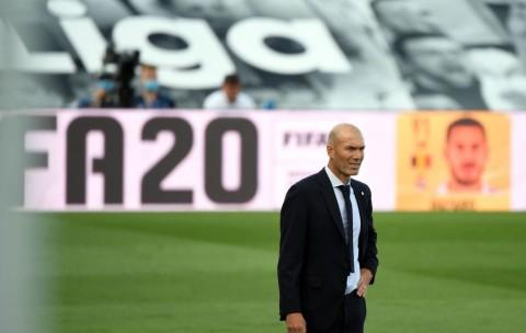 Catatan Zidane untuk Madrid Usai Taklukkan Eibar