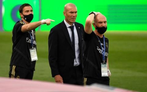 Zidane Tak Keluhkan Jadwal Ekstra Padat La Liga Spanyol