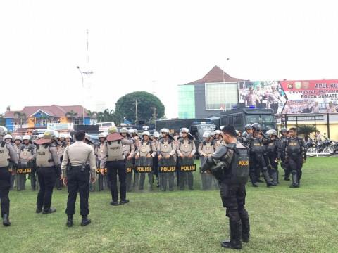 1.500 Personel Polda Sumsel Disebar untuk Cegah Karhutla