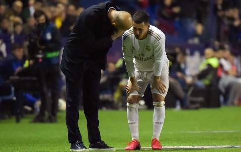 Kalahkan Eibar, Madrid Dapat Kabar Buruk dari Pemain-pemainnya
