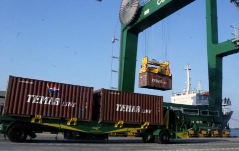 Nilai Impor Lampung April Turun 28,10%