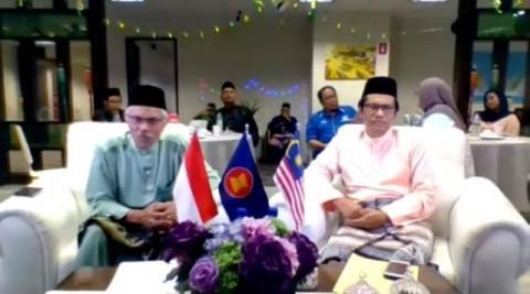 Tourism Malaysia Jakarta Bersilaturahmi di Tengah Pandemi