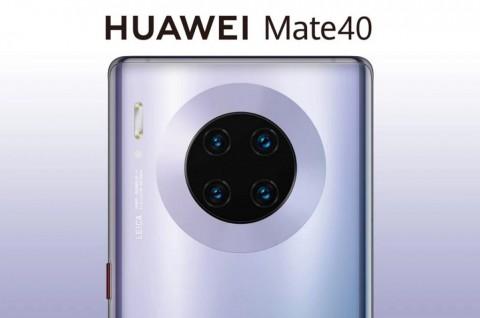 Huawei Mate 40 Series Punya Kamera 108MP?