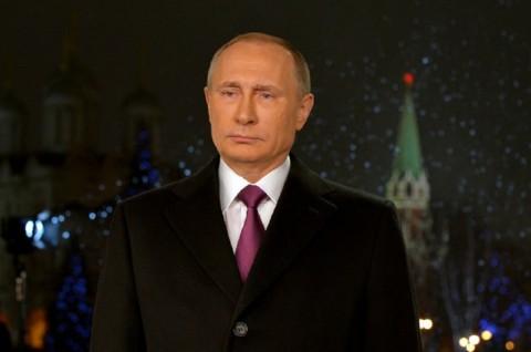 Putin Sebut AS Sedang Alami Krisis Internal Mendalam