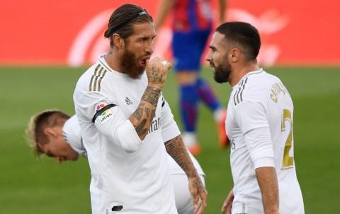 Ramos Bertekad Bawa Madrid Sapu Bersih Sisa Laga
