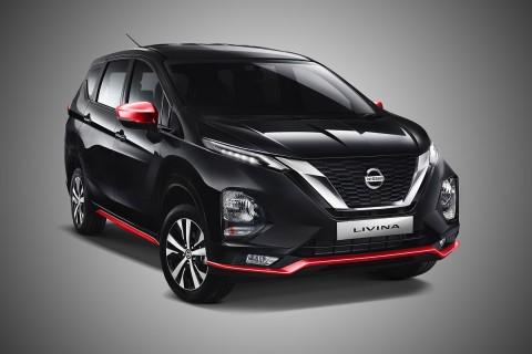 Nissan Livina Sporty Package Edisi Terbatas, Hanya Ada 100 Unit