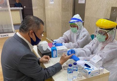 NasDem Pastikan Kesehatan Anggota dan Staf Melalui <i>Rapid Test</i>