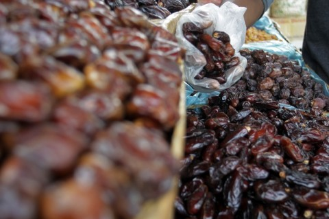 Idulfitri Usai, Impor Jeruk Mandarin hingga Kurma Turun