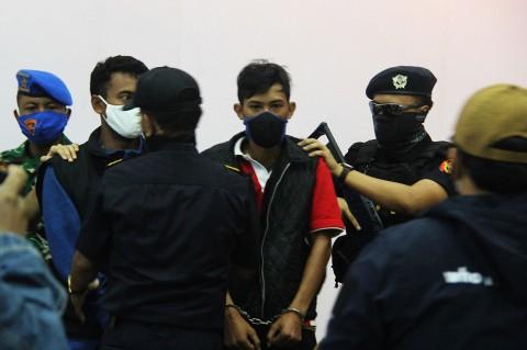 Penyelundupan 32 Kg Sabu Asal Malaysia Digagalkan