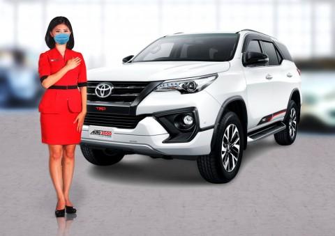 Skenario Toyota Menghadapi Pasar Otomotif Hingga Akhir 2020