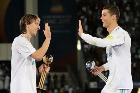 Modric Rindukan Sosok Cristiano Ronaldo