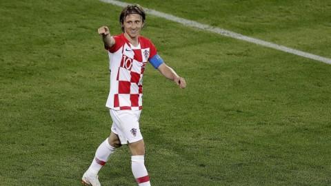 Modric Impikan Latih Timnas Kroasia