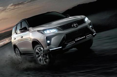 Toyota Fortuner Baru Ada di Thailand, Masuk ke Indonesia?