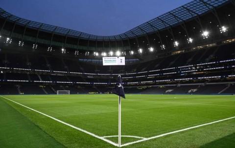 Hadapi MU, Tottenham Didukung Penggemar Virtual