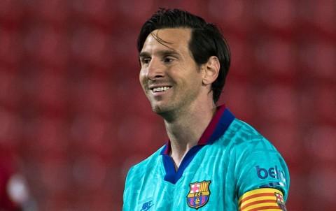 Setien: Messi Lebih Dari Sekadar Gol