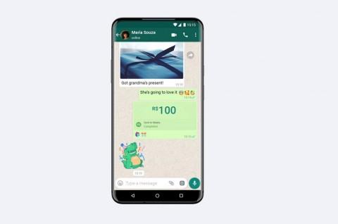 WhatsApp Pay Uji Coba Perdana di Brasil