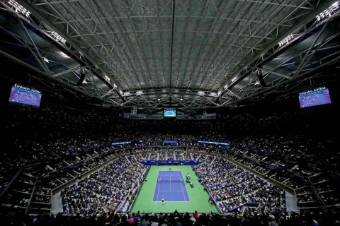 US Open Tetap Digelar Meski tanpa Penonton