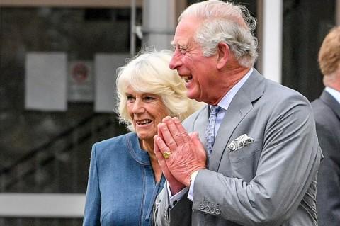 Keluarga Kerajaan Inggris Kembali Tampil di Depan Publik