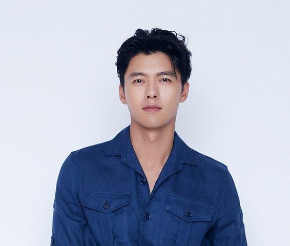 Rahasia Rambut Menawan Hyun Bin, Pemain Crash Landing on