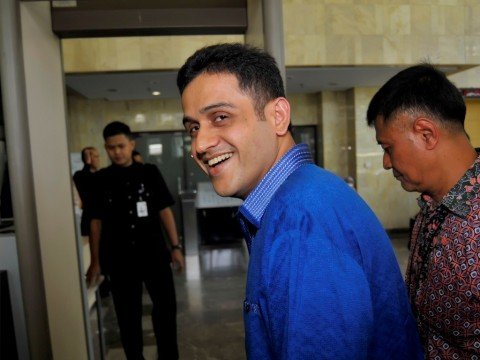 Nazaruddin Cepat Bebas karena 'Bernyanyi'