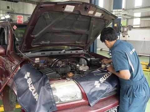 Sanggah Program Servis Gratis, Suzuki: Itu Hoax