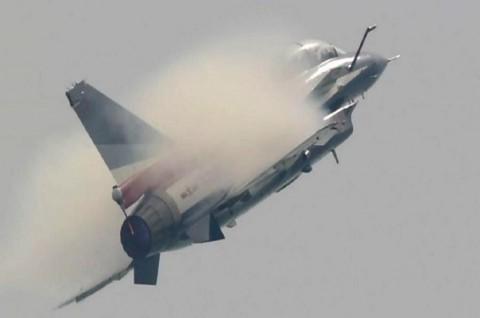 Taiwan Kembali 'Usir' Pesawat Jet Tempur Tiongkok