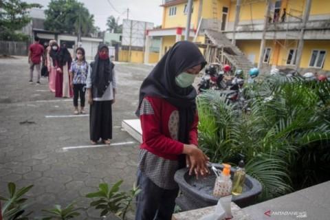 Riau, Hanya Rokan Hilir yang Boleh Membuka Sekolah