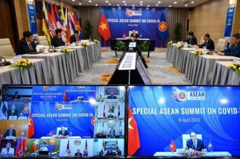 KTT ASEAN akan Digelar Virtual Pada 26 Juni Mendatang