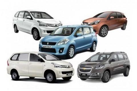 10 Merek Mobil Terlaris Periode Januari-April 2020