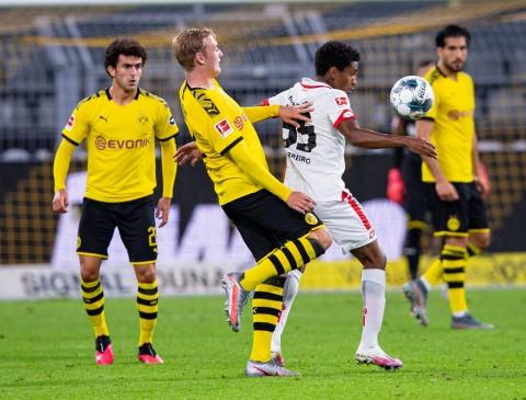 Borussia Dortmund Dipermalukan Tim Papan Bawah