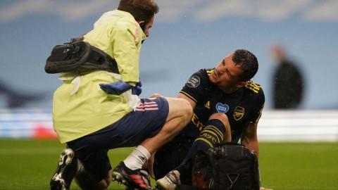 Cedera Xhaka Awal Kehancuran Arsenal