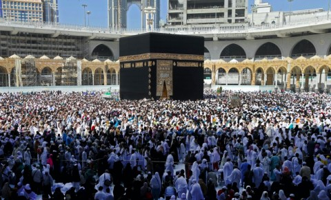 DPR dan Pemerintah Bahas Pembatalan Haji Hari Ini